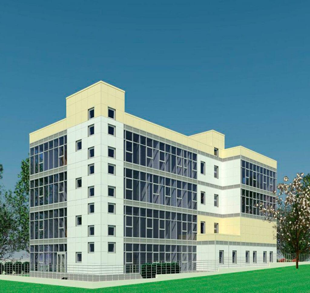 Архитектурно-строительные проекты