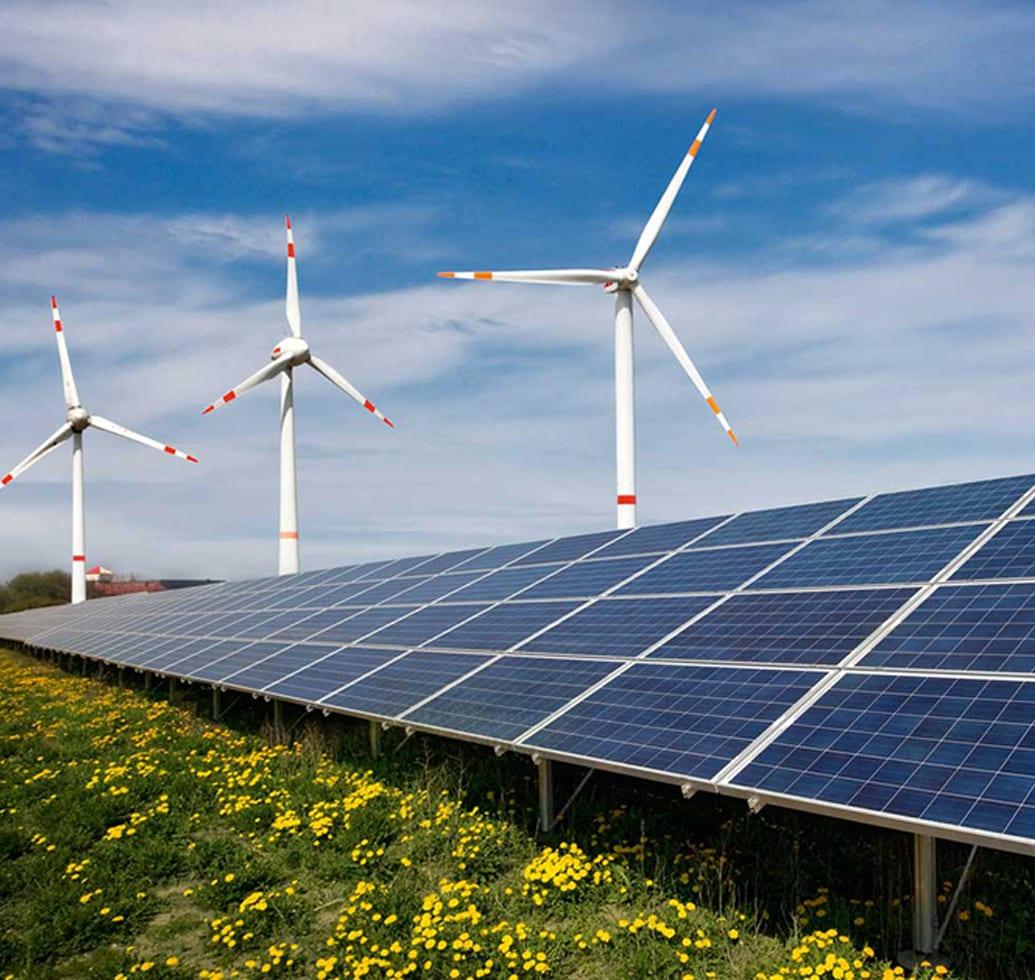 Солнечные электростанции и гелиосистемы