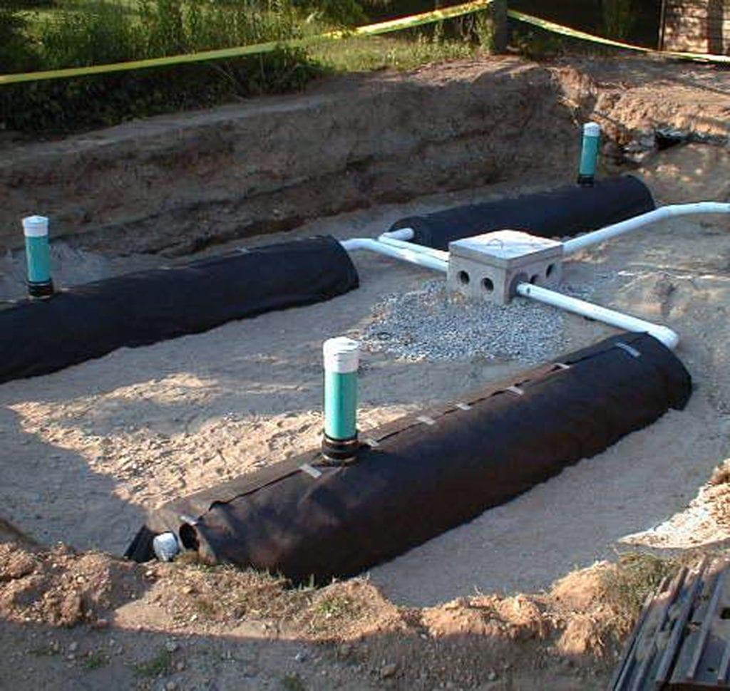 Водоотведение и канализация
