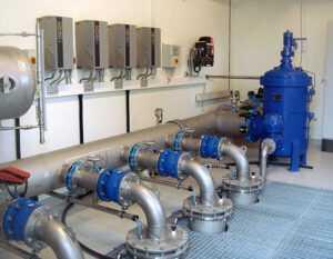 Технические особенности системы водоснабжения