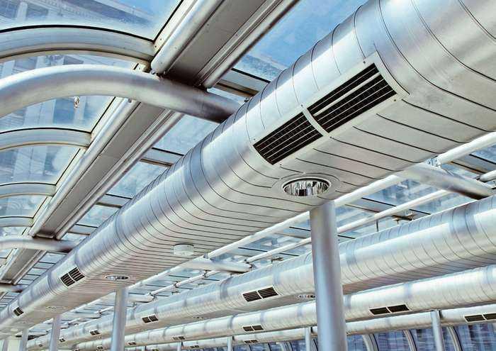 Система вентиляции, как необходимый элемент проектирования